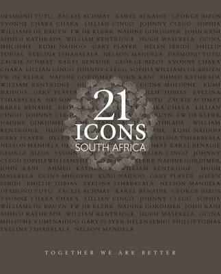 book: 21 icons South Africa. Steirn, Adrian; Pratten, Harriet. 2014