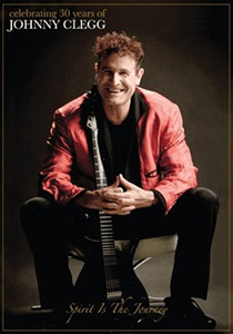 celebrating 30 years of Johnny Clegg