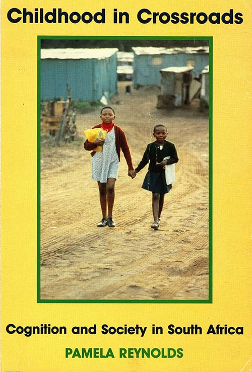 Cover of Childhood in Crossroads