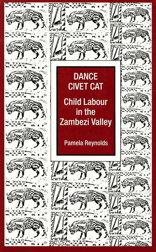 Cover of Dance civet cat